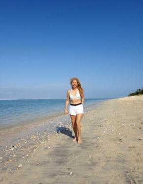 Sea sand and sun