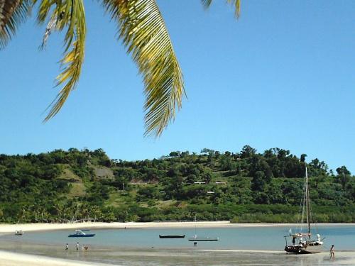 Andilana à marée basse