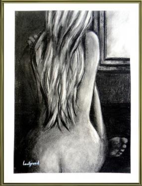 La femme au mirroir