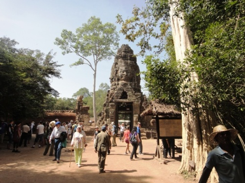 Temple de Ta Prohm 1