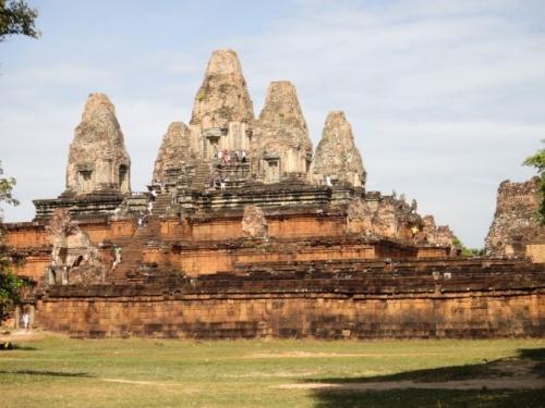 Temple de Pre Rup 2
