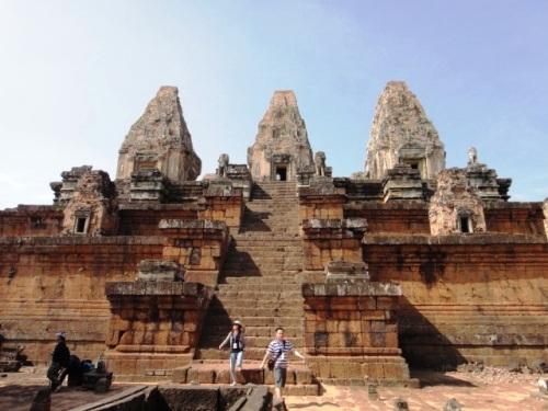 Temple de Pre Rup 1