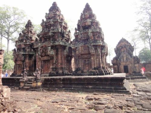 Temple de Banteay Srey 3