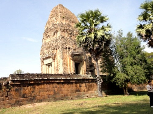 Temple de Banteay Srey 2