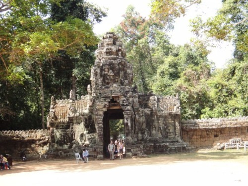 Temple de Banteay Kdei