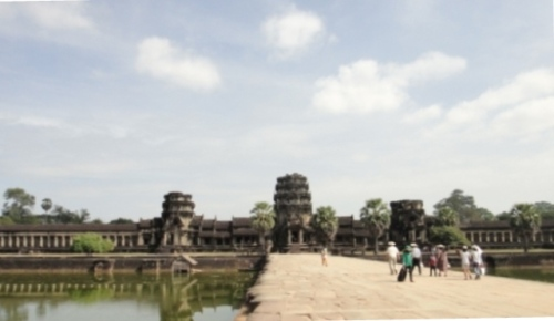 Angkor Wa entrée principale