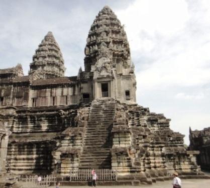 Temple d'Angkor Wat 1