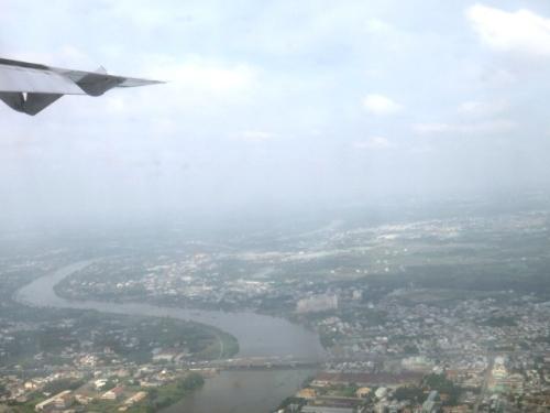 Atterrissage imminent à Saïgon
