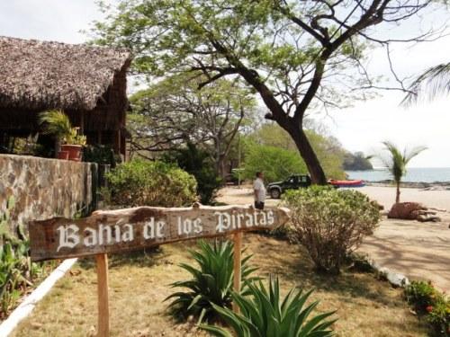 Bahia de los Piratas