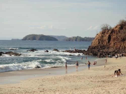 Entre Gande Playa et Flamingo