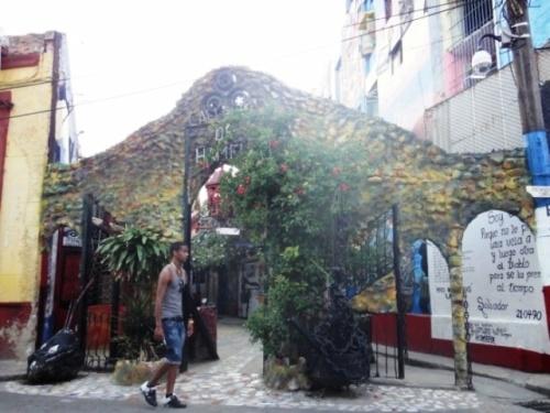 Calle de Hamel (piétonne)