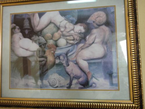 Fabelo peintre cubain (2002)