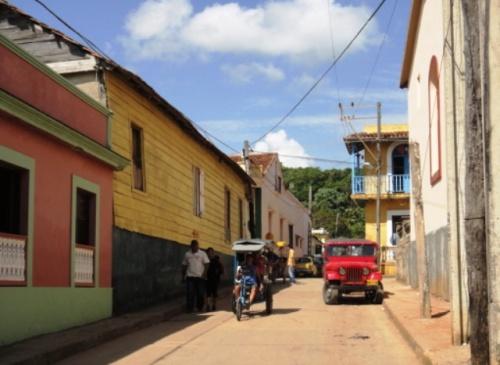 Une rue du centre ville