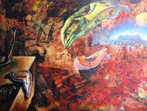 Exposé à la galerie de Baracoa