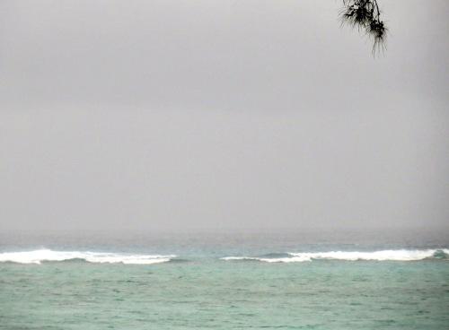 Et je reste des heures à regarder la mer A. Barrière
