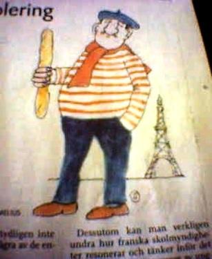 Sexy, pas sexy  Stéréotypes_Français (Wikipédia)