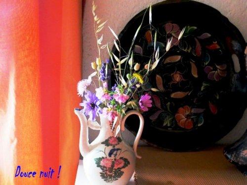 Premier bouquet d'été en Ardèche