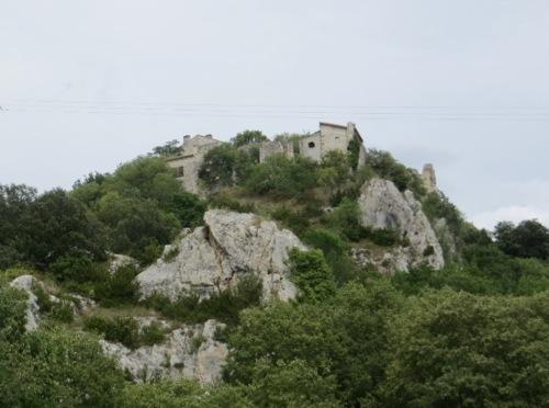 Le plateau ardéchois et ses superbes rochers !