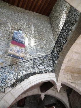 Ancien château reconverti en Mairie!