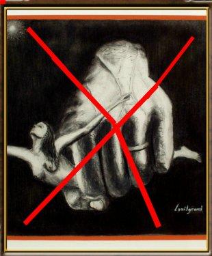 Exploites,conditionnes, museles, sacrifies, STOP !