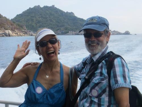 Les voyages forment la vieillesse dit-on, hahaha !