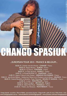 Chango Spasiuk...