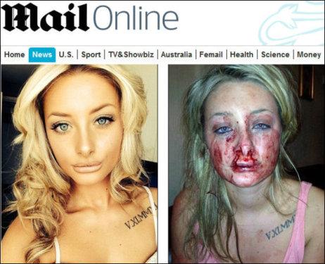 (photo Capture d'écran «Daily Mail»)