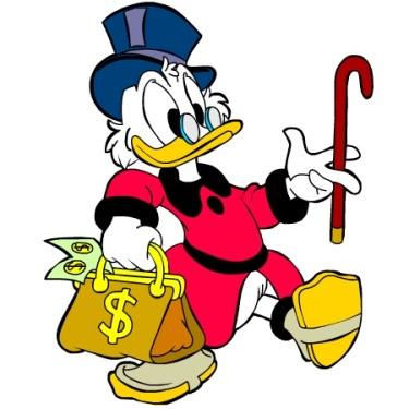 Donald Picsou ...